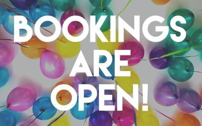Avon Adventure Bookings Open