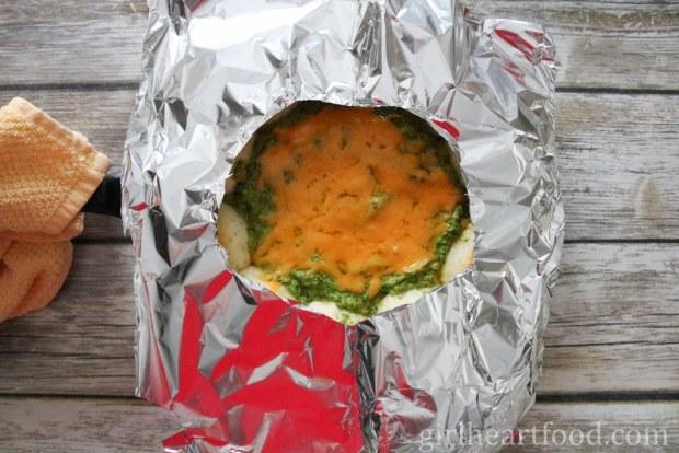 Spinach Artichoke Dip - girlheartfood.com
