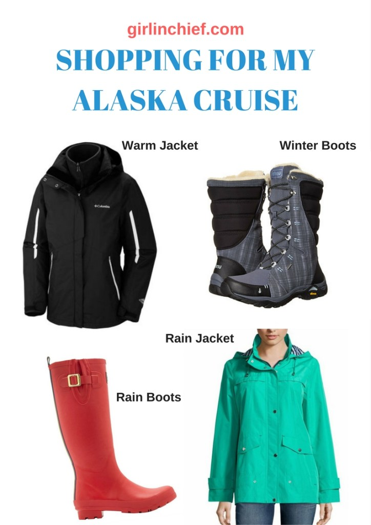 Shopping for My Alaska Cruise #alaska #cruise #travelstyle