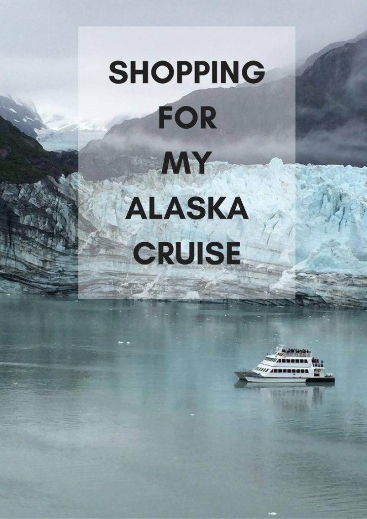 Shopping for My Alaska Cruise #alaska #cruise #travelstyle #packingtips #packing #alaskacruisepacking