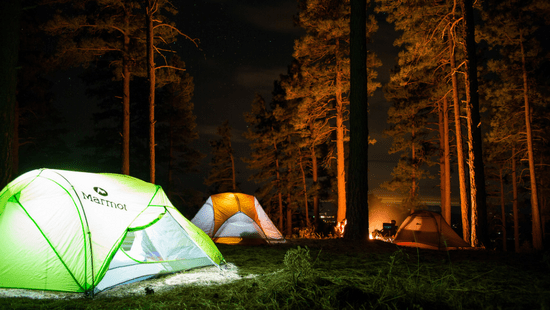 Camping 101: Tent Camping Checklist – What to Expect, What to Wear and What to Bring With You