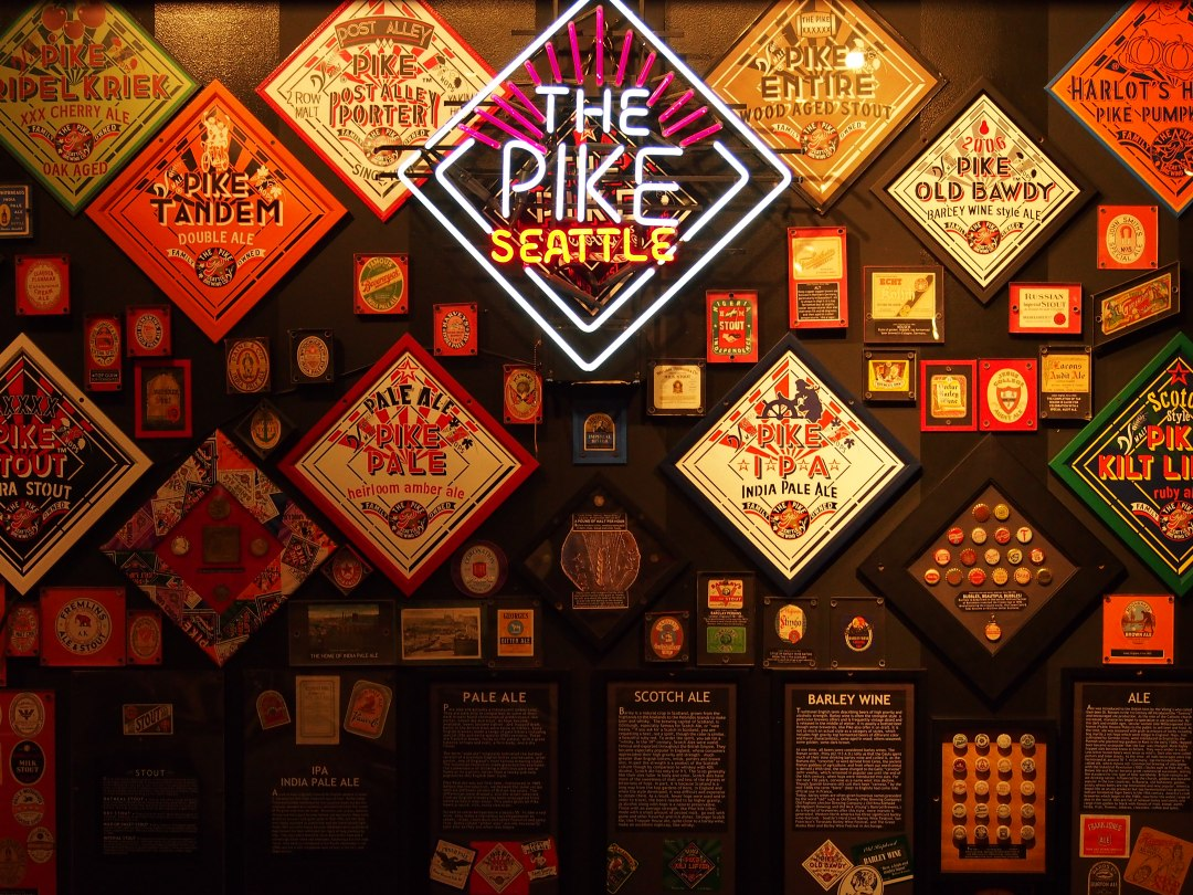 Must-do in Seattle: Pike Brewing Company