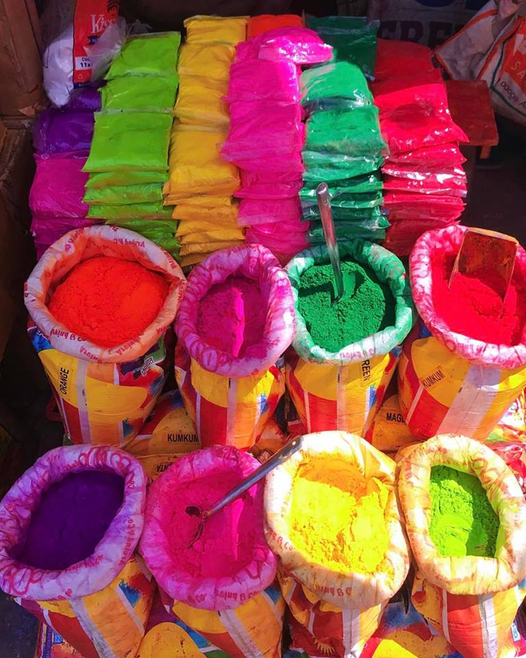 The Joy of Holi: My Favorite Festival as I Remember it from Back Home in India