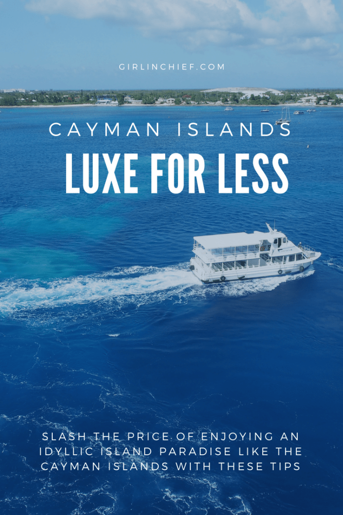 Luxe for Less in The Cayman Islands