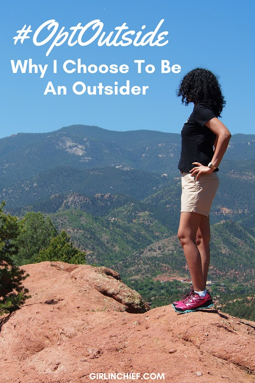 #OptOutside: Why I Choose To Be An Outsider #travel #nature #thegreatoutdoors #camping #hiking