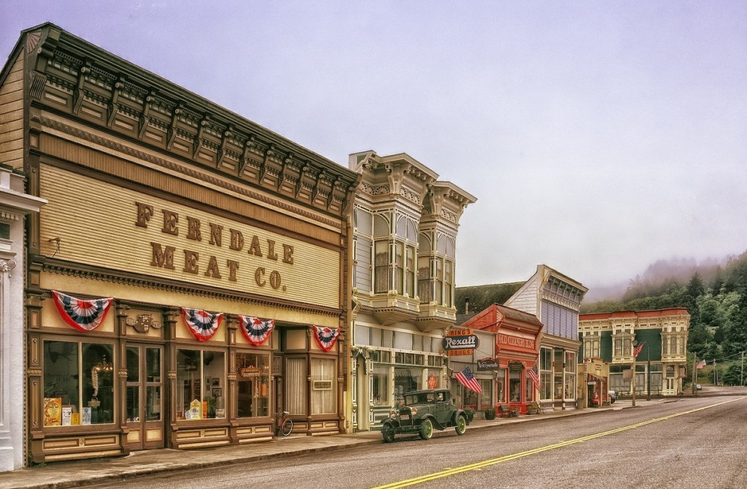Must-See Small Towns in California