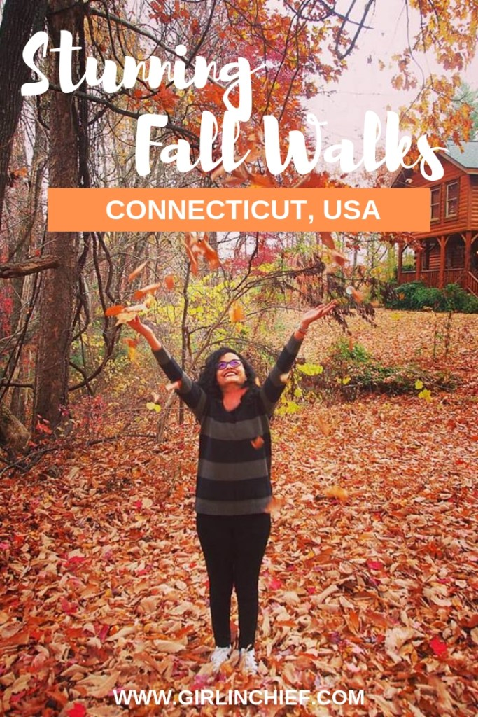 Stunning Fall Walks in Connecticut, USA  #fall #connecticut  #fallwalks #connecticutguide #connecticuttravel