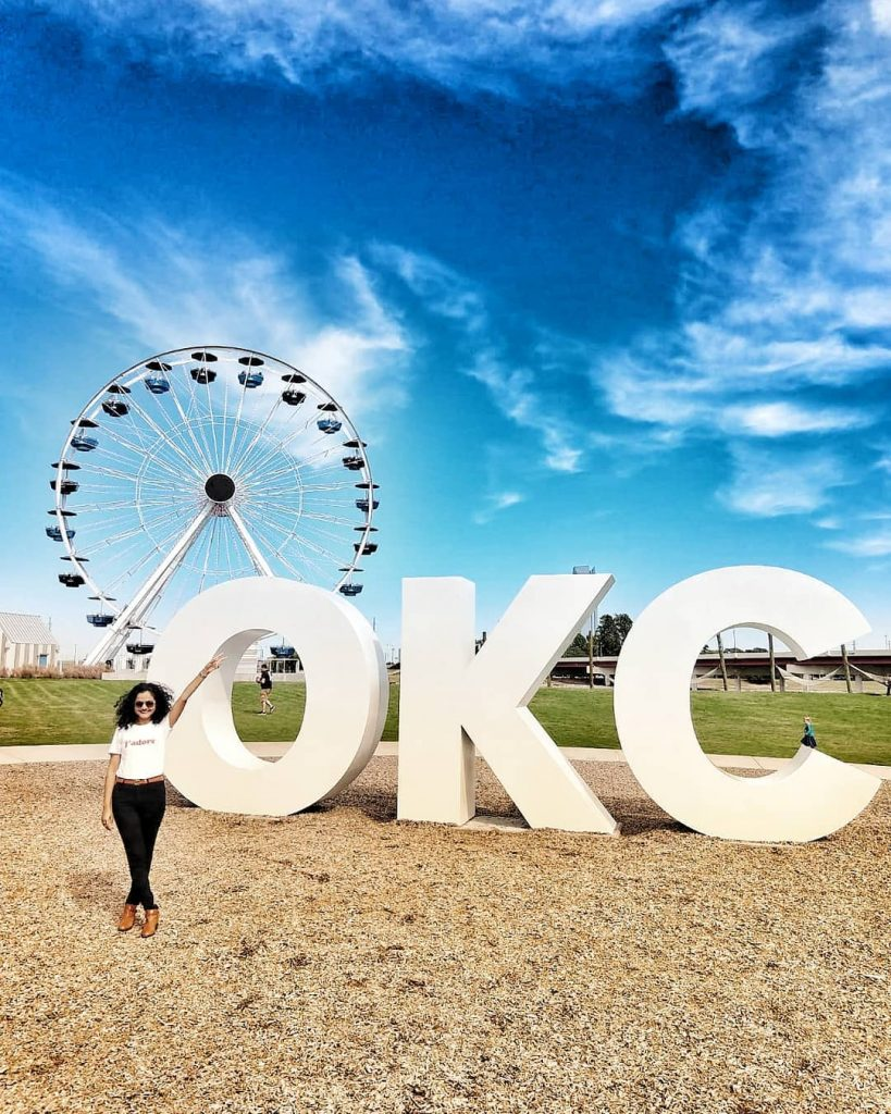 Oklahoma City Weekend Travel Guide #oklahomacity #seeokc #visitokc #travelguide #weekendgetaway #travel