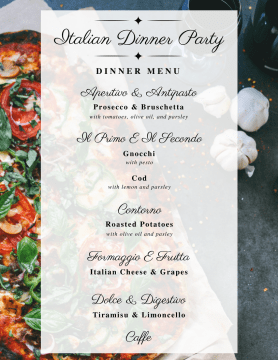 how to host an easy italian dinner party girl in gamba
