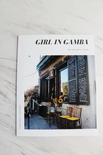 Publishing my first magazine