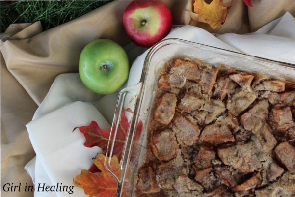 Apple Bake- Gluten & Sugar Free!