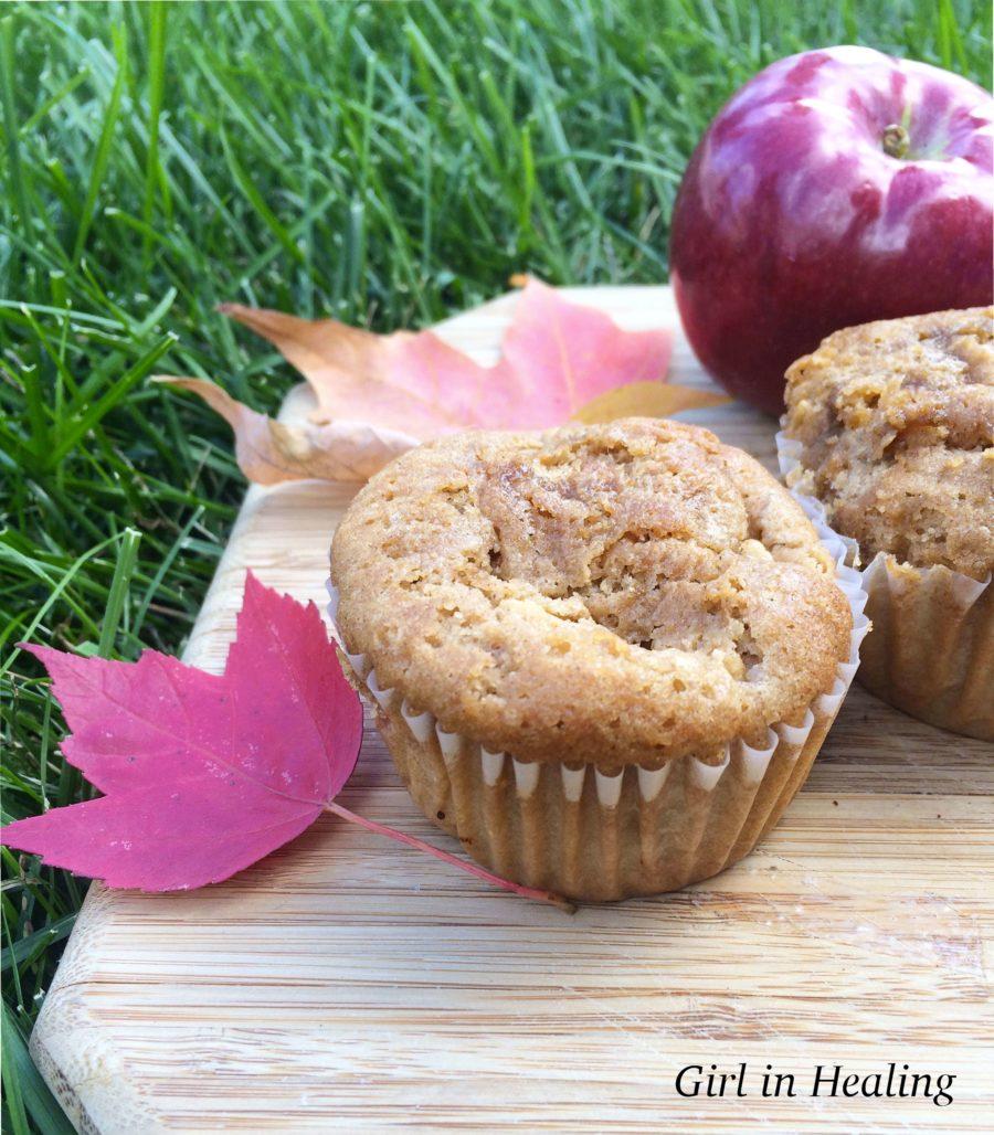 Gluten Free Apple Cinnamon Muffins – Crohn's disease