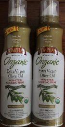 Organic Pompeian EVOO spray