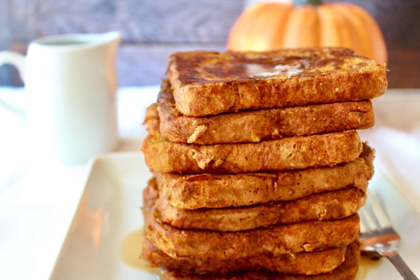 GF Pumpkin French Toast