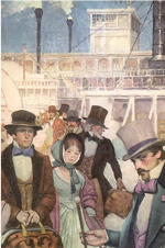Life on the Mississippi Frontispiece