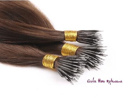 Nano Ring Tip Hair Extension