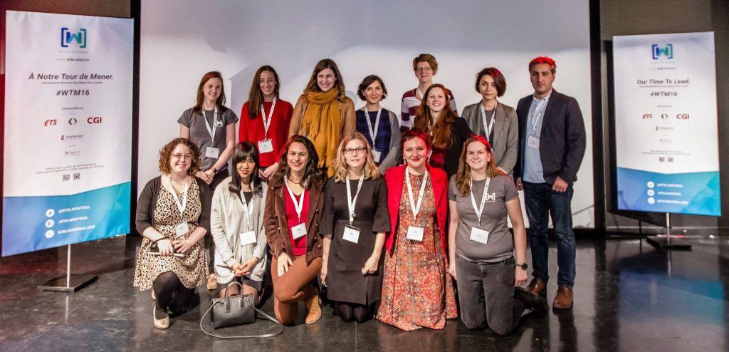 Women Techmakers Montréal 2016