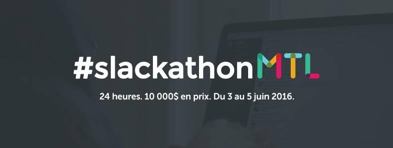 Slackathon Logo