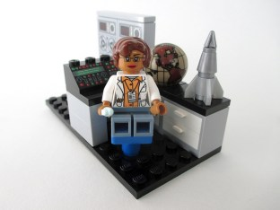 Lego Set of Women of NASA