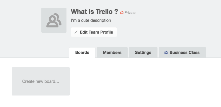 Teamwork Teams Trello