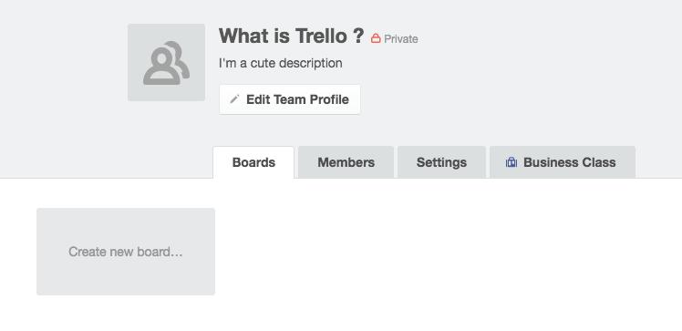 Teamwork Teams Trello