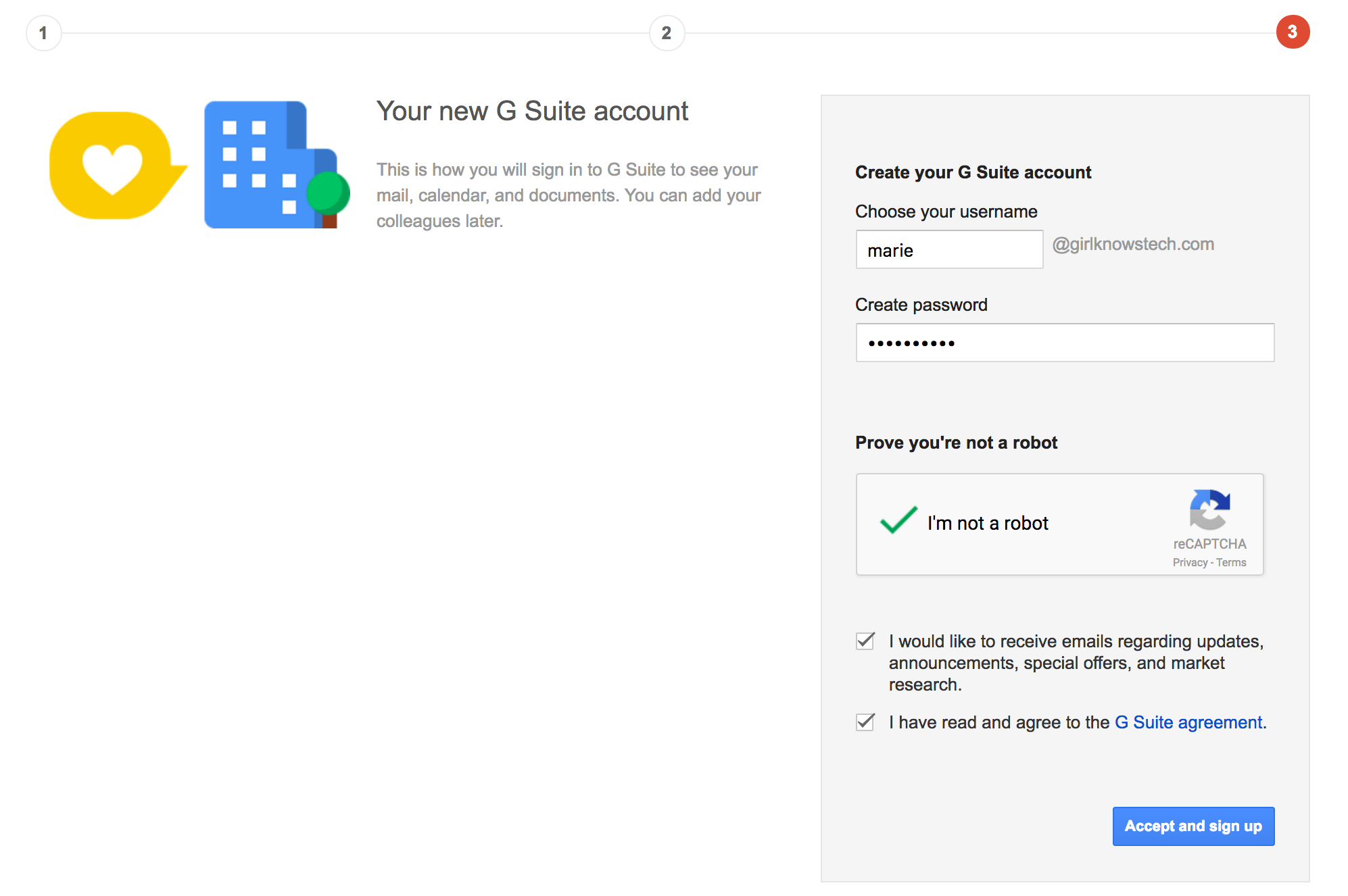 How to transfer your OVH mail address to G Suite – Girl