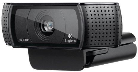 travailler - Webcam Logitech C920
