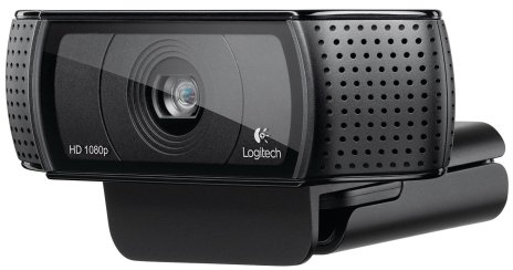 office tour - Webcam Logitech C920
