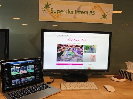 My office at Unito
