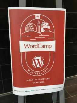 WordCamp Montréal 2017