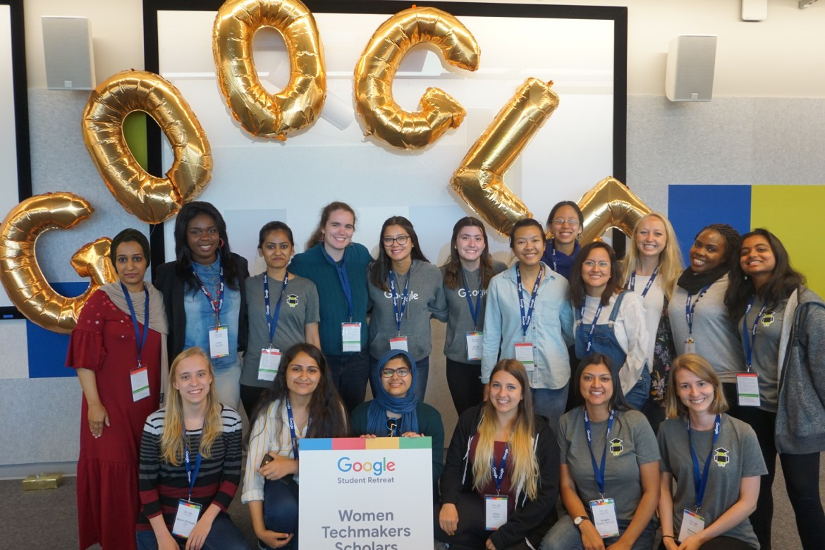 Google Student Retreat - Women Techmakers Scholars 2018