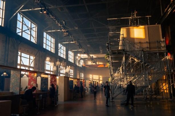 Le hangar à C2 Montréal