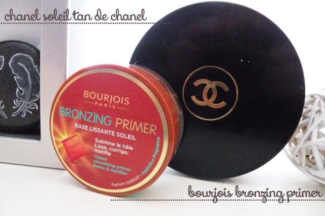 CREAM BRONZER BATTLE | Chanel Soleil Tan vs Bourjois Bronzing Primer