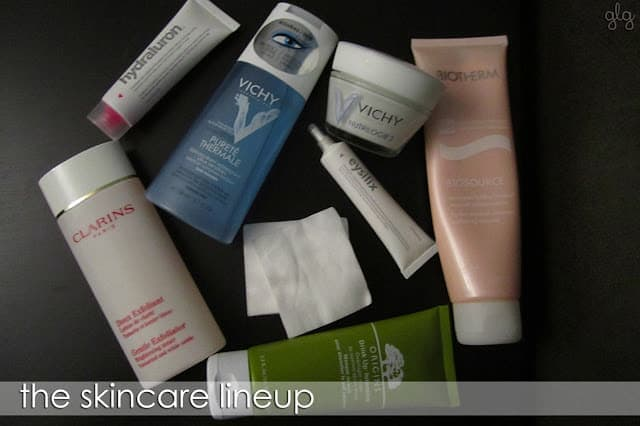 GirlLovesGloss.com daily skincare routine