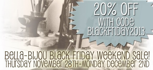 BLACK FRIDAY | 20% Off All Weekend Long