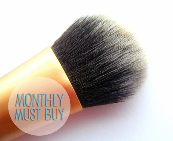 MONTHLY MUST BUY | Real Techniques Expert Face Brush
