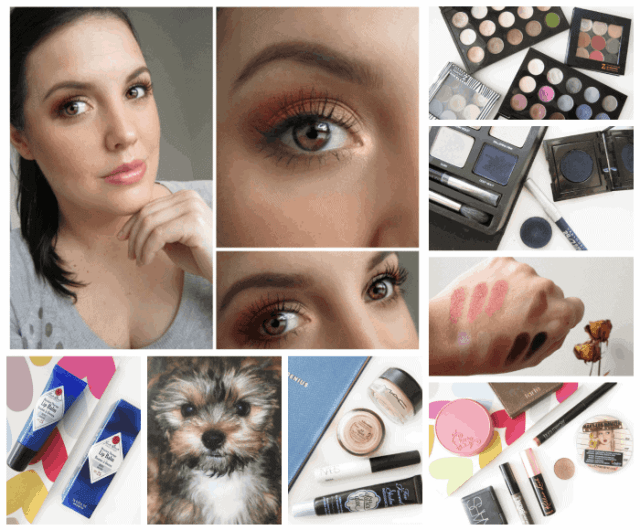 weekend round up, benefit cosmetics, mac, the balm, national puppy day, jack black, too faced, nars, tarte