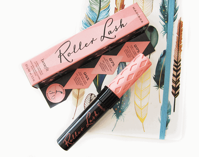 Benefit Roller Lash Mascara Review Before and After