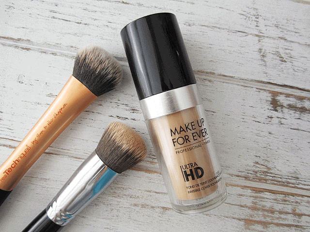 make up for ever ultra hd foundation 4k video review