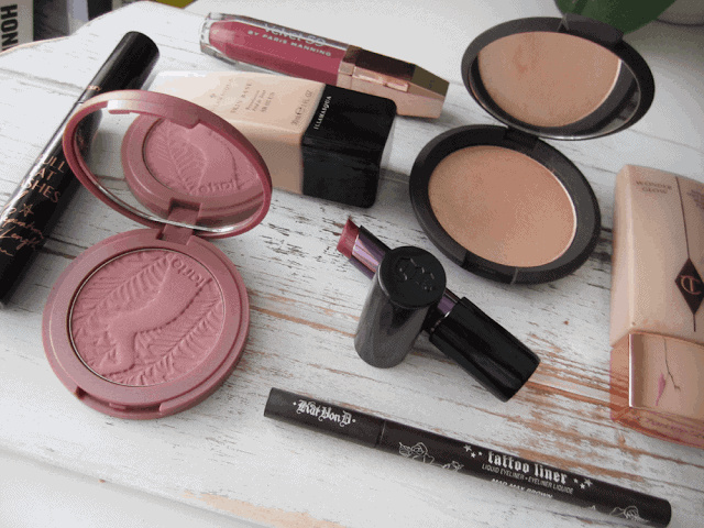 Autumn 2015 Beauty Edit Featuring Illamasqua, Becca Champagne Pop, Charlotte Tilbury, Velvet59, Urban Decay, Kat Von D and Tarte