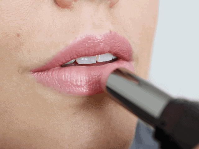 Laura Mercier Lip Parfait in Amaretto Swirl review+swatch