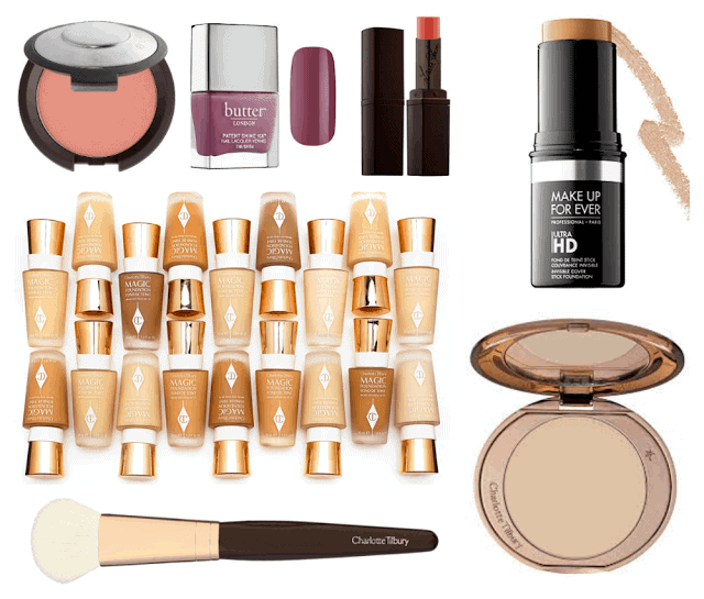 Current Beauty Wish List September 2015