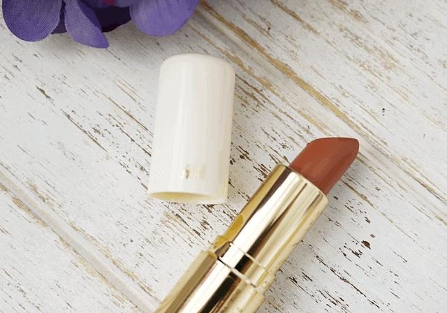 H&M Beauty 2015 Range Review Cream Lipstick in Cream Chestnut