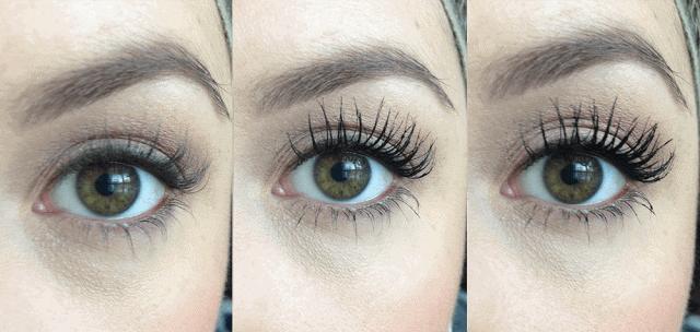 MAC Upward Lash Mascara Review and Before and After