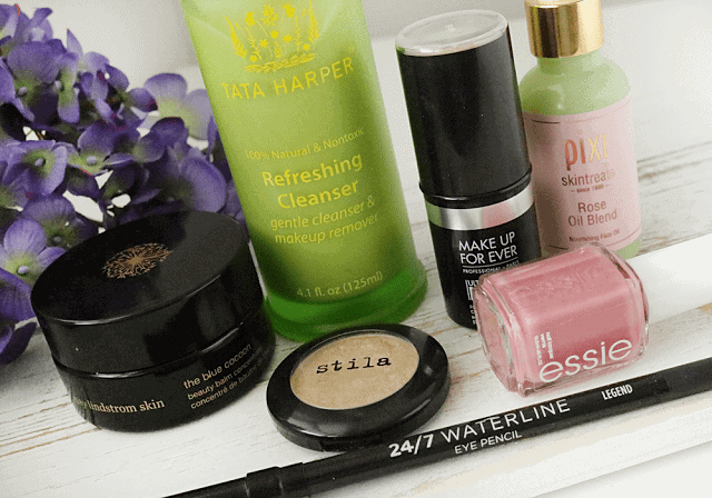 October 2015 Beauty Favourite, May Lindstrom, Pixi, Tata Harper, Stila, Urban Decay, Essie, Make Up For Ever
