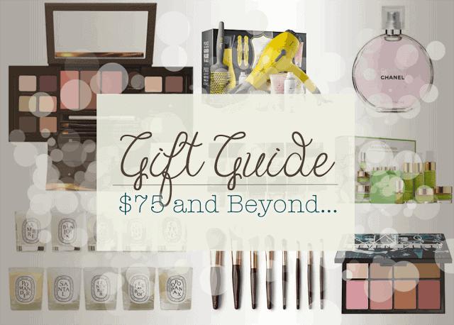 Over $75 Gift Guide: Laura Mercier, DryBar, Chanel, Nars, Tata Harper, Diptyque, Charlotte Tilbury, Butter London
