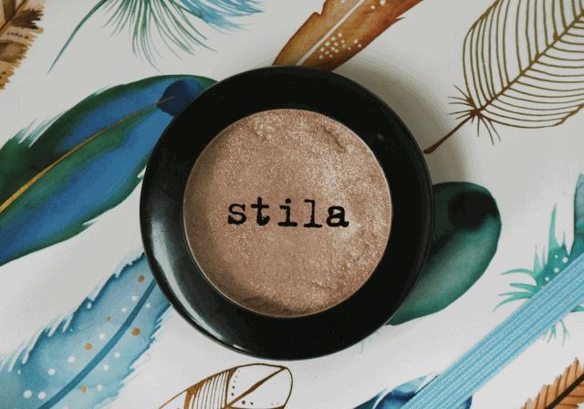 Stila Kitten Eyeshadow Swatch and Review