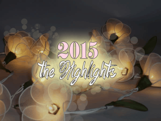 Beauty Highlights from 2015