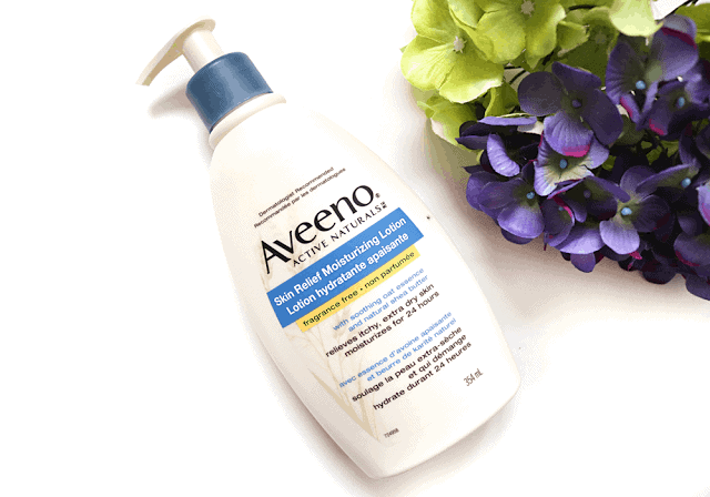 Aveeno Skin Relief Lotion, Body Wash and Hand Cream Review