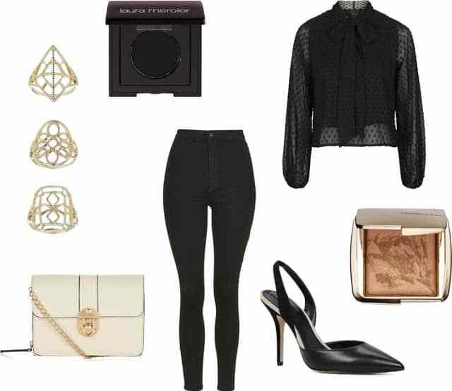 What to Wear Vol 2 | Hourglass, Laura Mercier, New Look, Top Shop, Aldo Shoes,